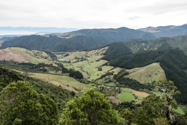 Takaka Hill, Hawkes Lookout